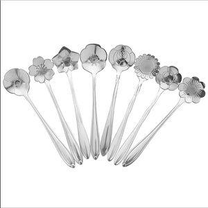 Dessert Stainless Steel Deluxe Spoon NEW